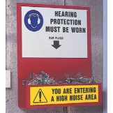 Hearing PPE Equipment Station