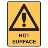 Hot Surface W/Picto