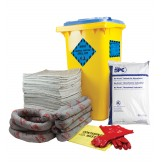 Accidental General Purpose Spill Kit 120 Litre Eco-Friendly