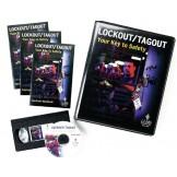 Lockout Tagout Training Kit DVD