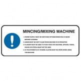 Mincing/Mixing Machine
