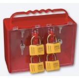 Mini Wall Lock Box