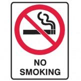 No Smoking - Ultra Tuff Signs