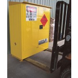 Outdoor Flammable Dangerous Goods Cabinets