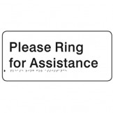 Ring For Assistance