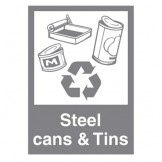 Steel Cans And Tins