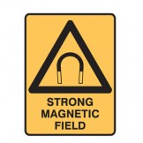 Strong Magnetic Field W/Picto