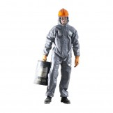 Lakeland ChemMax 3 Coverall - Grey, Carton of 10