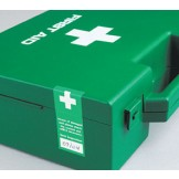 Tamperproof First Aid Kit Labels