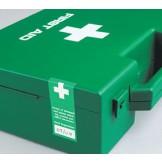 Tamperproof First Aid Kit Labels