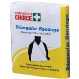 Triangular Bandages