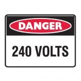 Ultra Tuff Signs - 240 Volts