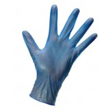 Vinyl Lightly Powdered Gloves