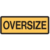 Vehicle & Truck Identifcation Signs - Oversize