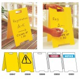 Write On/ Wipe Off Floor Stands