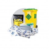 Accidental Oil & Fuel Spill Kit 120 Litre POLY