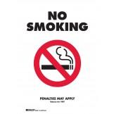 VIC NO SMOKING PENALTIES MAY APPLY