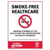 QLD SMOKE FREE HEALTHCARE 5 METRE BOUNDARY