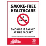 QLD SMOKE FREE HEALTHCARE SMOKING IS BANNED