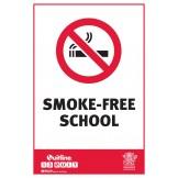 QLD STATE SMOKE FREE SCHOOL
