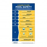 Safety Poster - Pool CPR Outdoor