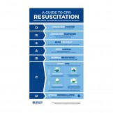 CPR Signs - Adult, Child and Infant Resuscitation Safety