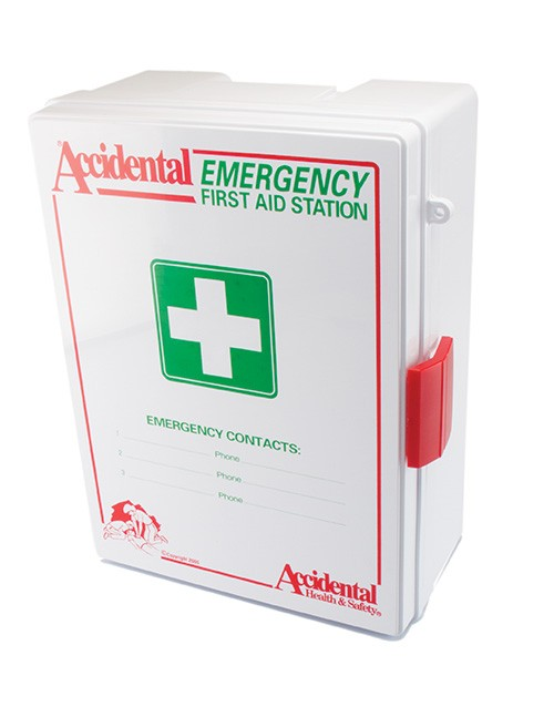 how to make a first aid kit for school