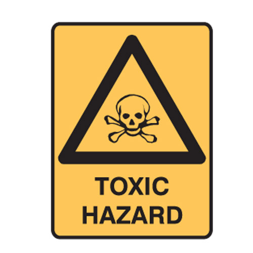 dangerous goods signs warning sign toxic hazard dangerous goods signs
