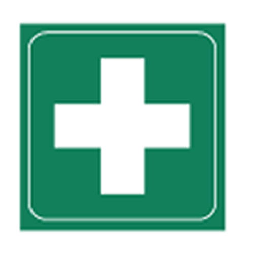 First Aid Graphic Symbol Sign