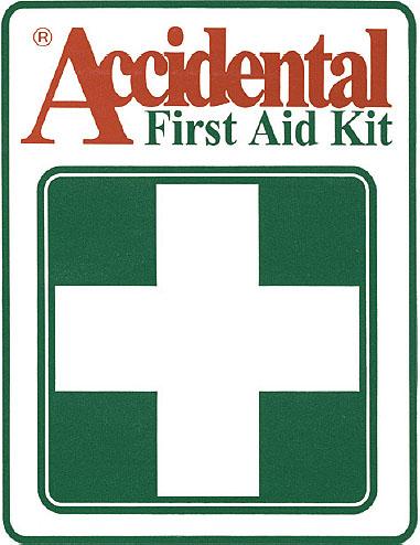 Aid Kit Stickers