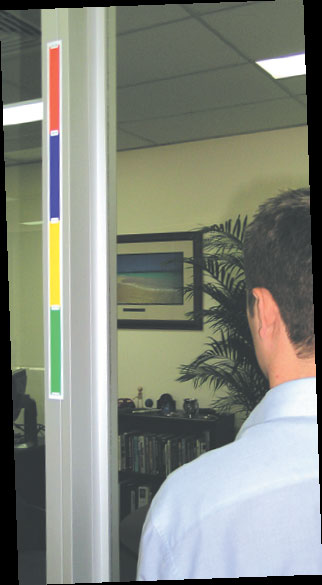 Height Indicator Tapes