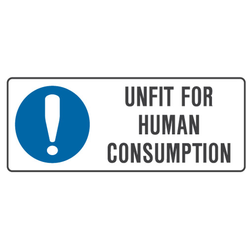 Kitchen Safety Signs