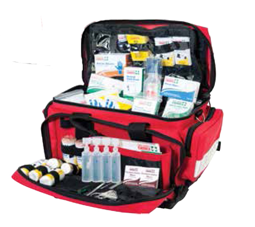 0d9f19a8d0e National Workplace Softbag Portable XL First Aid Kit
