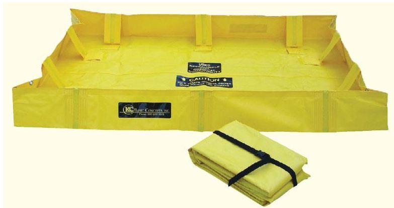 Portable Spill Berm