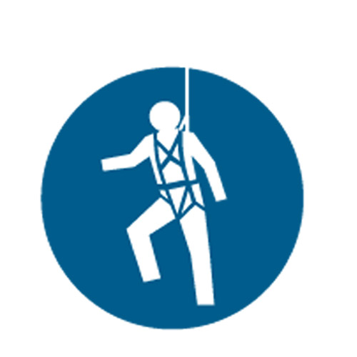 Safety Harness Pictos
