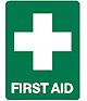 Fist Aid Sign