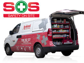 Onsite Workplace First Aid Replenishment