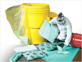 Onsite Workplace Spill Kit Replenishment